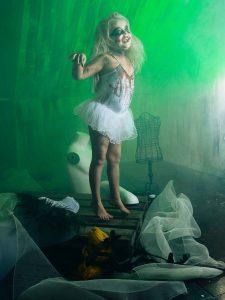 Paulina Horror Doll