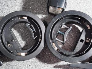 Godox Elinchrom Adapter mit und ohne Modifikatio für AD200