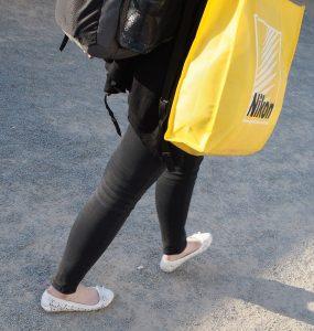 Die gelbe Tasche