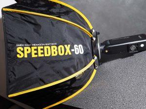 Godox Dome Anschluss an SMDV Speedbox 60